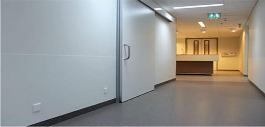 Bakery and pastry industry doors kaviflex - Puerta de paso corredera ...