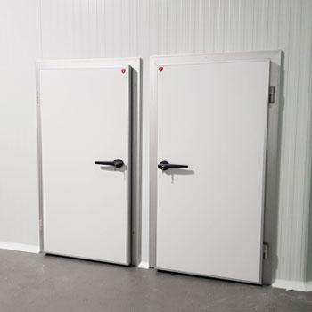 portes pour chambres froids