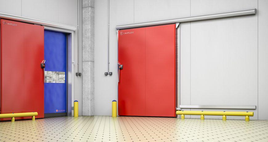 puerta sector hortofrutícola