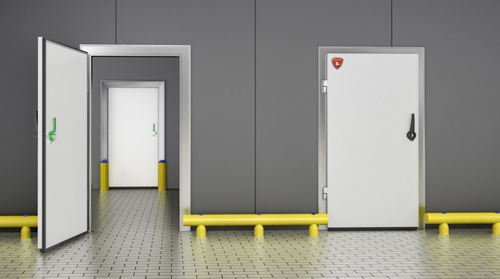 Puertas Para Hospitales Clinicas Servicio Interior
