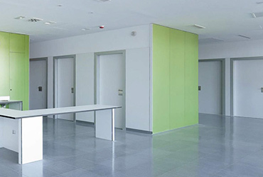 puertas para habitaciones de hospital