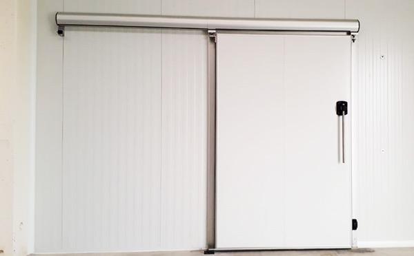 puertas para el sector hostelero- corredera frigorífica comercial