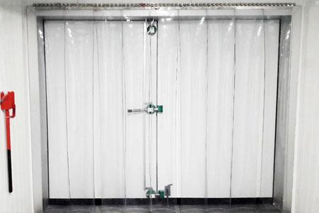 cortina de lamas