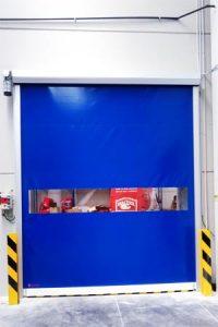 Puertas para cámaras de congelación