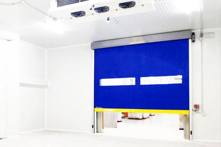 puertaz rápidas de cámaras frigoríficas