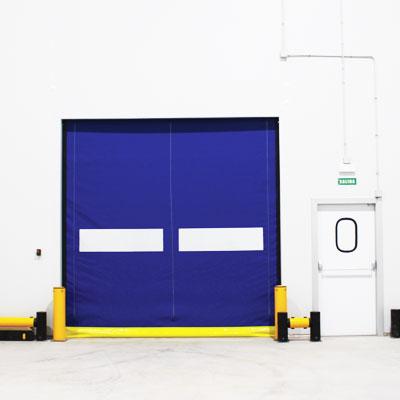 puertas super rápidas industriales