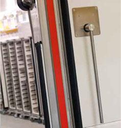 detalle cortafuegos frigorífica