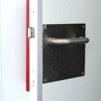 detalle puerta de interior