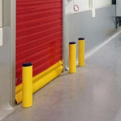 postes de protección