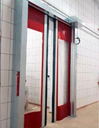 puertas rápidas enrollables horizontal