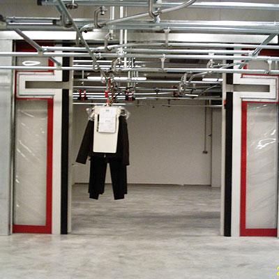 puerta rápida apertura horizontal