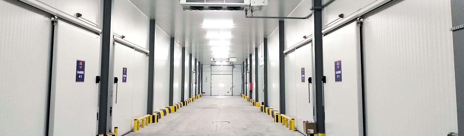 puertas industriales, especialistas en puertas para cámaras frigoríficas