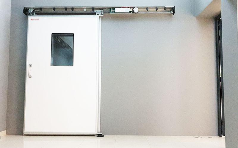 puertas para quirófano
