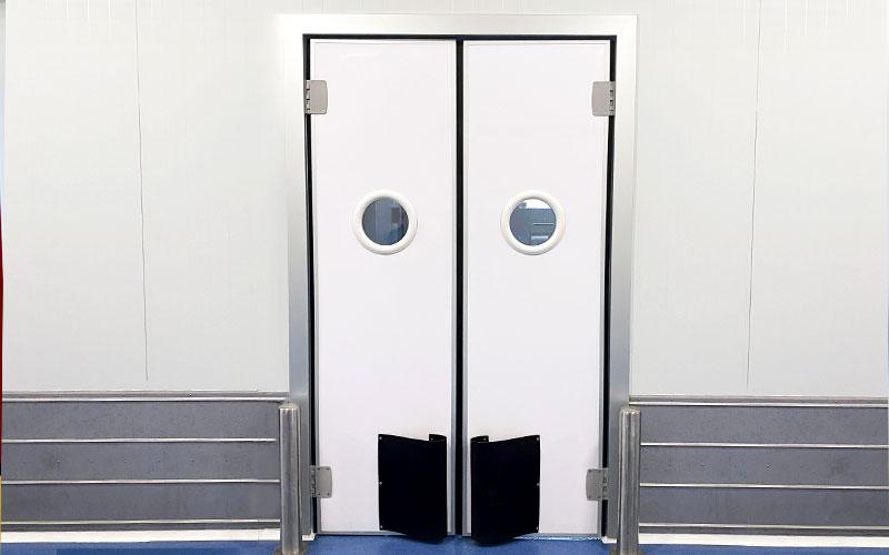 puertas vaivén