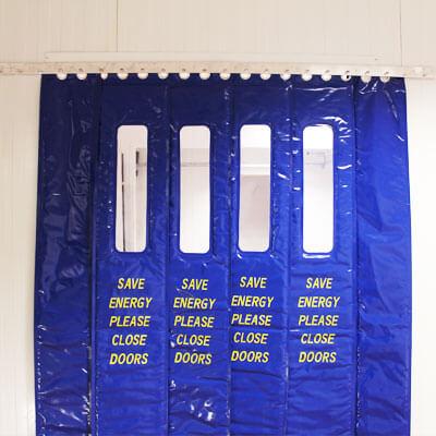 cortina isotérmica