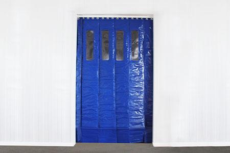 cortina de lamas isotérmica