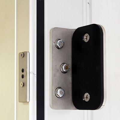 detalle puerta corredera