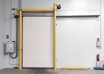 puerta cortafuegos frigorífica