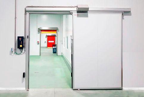 puertas para cámaras frigoríficas