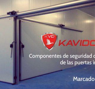 componentes eguridad en puertas industriales