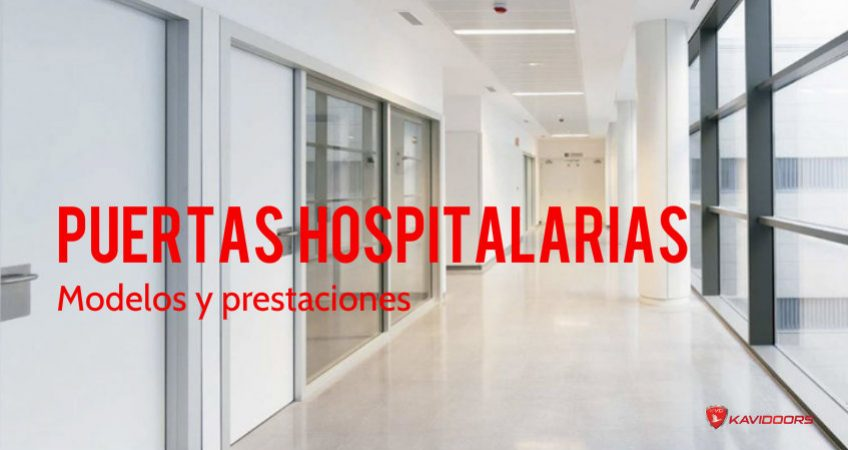 puertas hospitalarias kavidoors