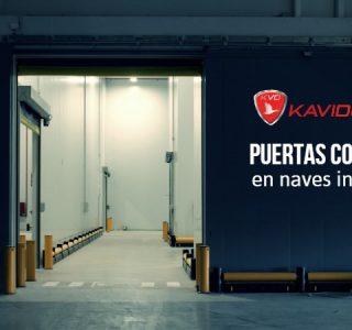 puertas cortafuegos para naves industriales